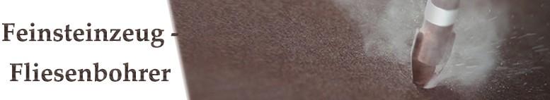 Fainsteinzeug-Fliesenbohrer